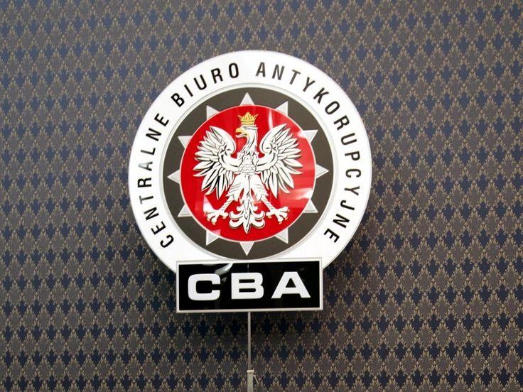 CBA korupcja przestępczość