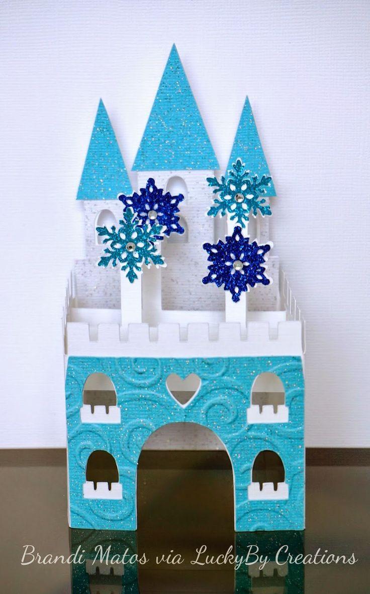 Handmade Frozen Invitation Disney Frozen Invite