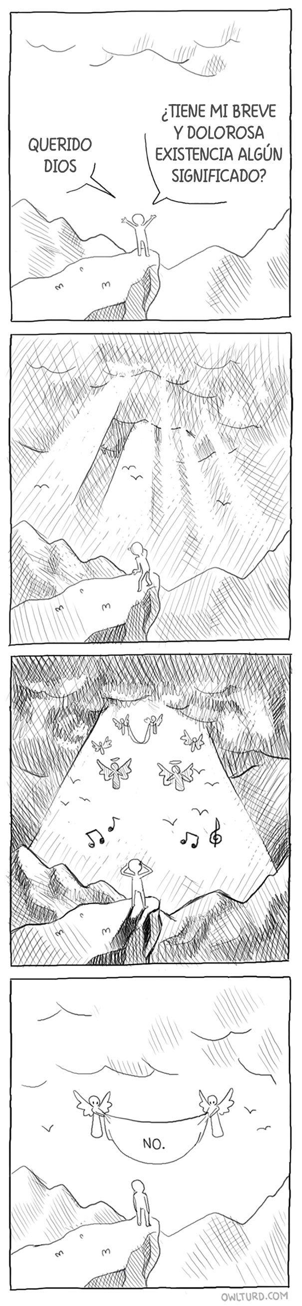 7 Divertidos y certeros cómics sobre la vida adulta, por Owlturd