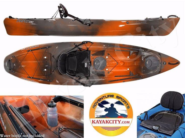 Kayaks 36122: Wilderness Systems Tarpon 100 - Sit On Top Kayak - Dusk -> BUY IT NOW ONLY: $719 on eBay!