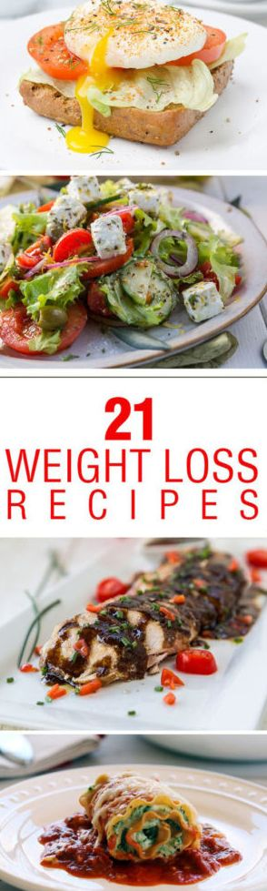 21 Weight Loss Recipes – Medi Idea