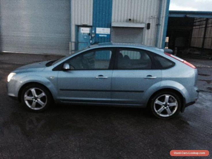 2005 FORD FOCUS ZETEC BLUE #ford #focuszetect #forsale #unitedkingdom