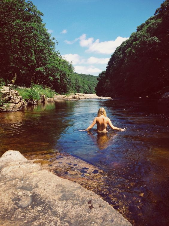Should You Try Wild Swimming?