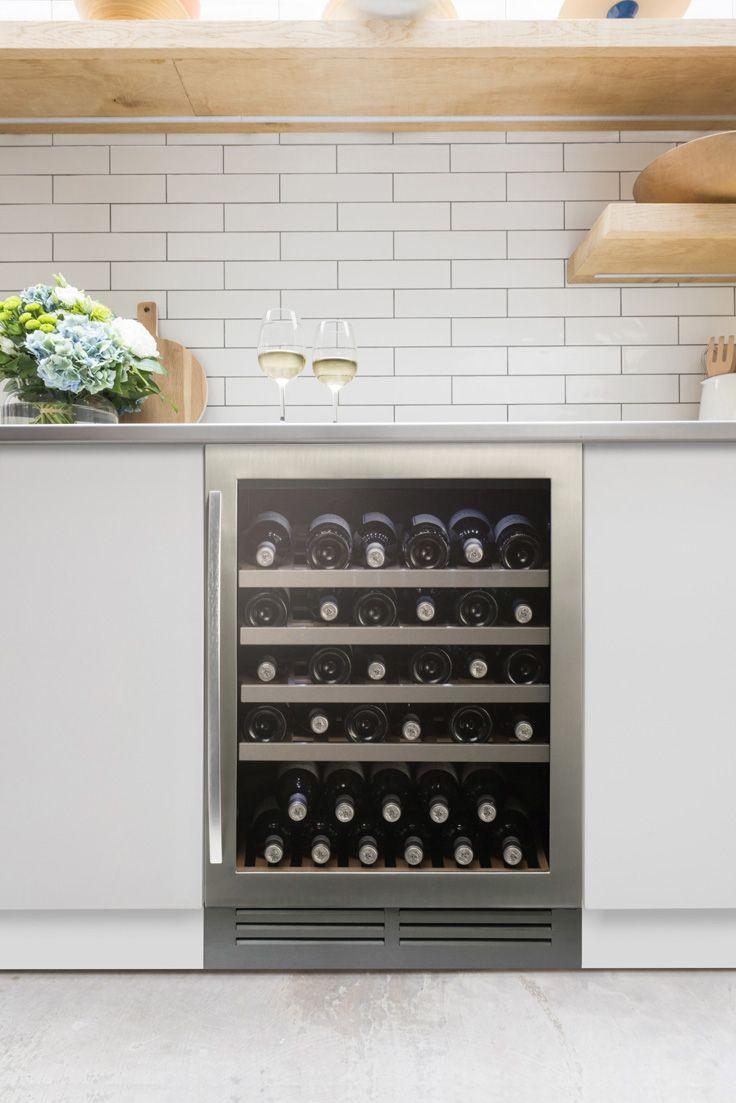 Best 25 Built In Wine Cooler Ideas On Pinterest Built