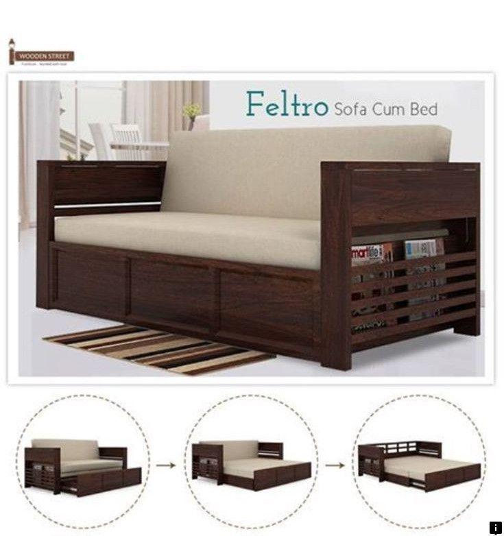 Space Saving Sofa Bed Design