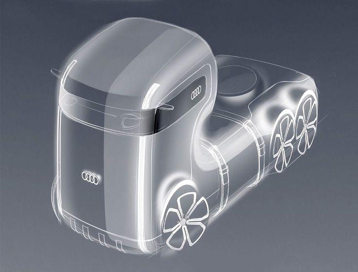 Lovestruck by a Concept Truck! Vol.2 | Yanko Design