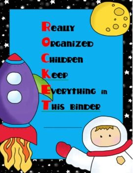 Space Classroom Decorations | Outer Space Classroom Theme Packet