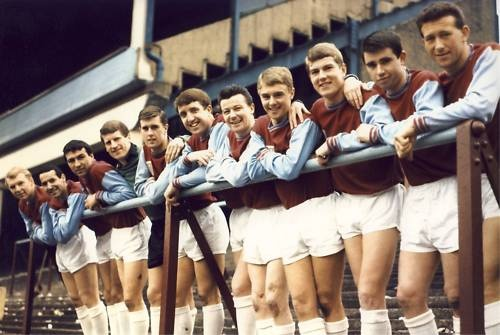 West Ham 1964 team