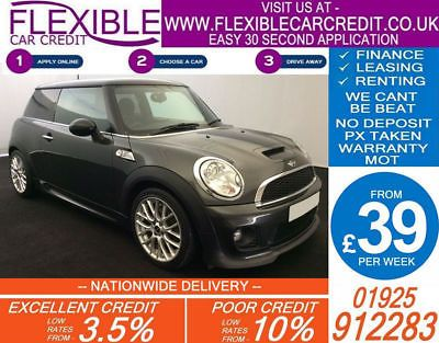 eBay: 2011 MINI COOPER S 1.6 HATCHBACK GOOD / BAD CREDIT CAR FINANCE AVAILABLE #minicooper #mini