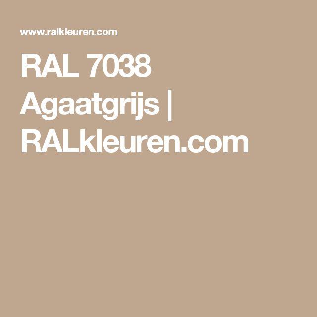RAL 7038 Agaatgrijs | RALkleuren.com