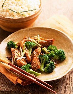 My 5:2 Diet Oriental Chicken and Ginger Stir Fry Recipe. #52diet #dietrecipe #recipes http://myweightlossdream.co.uk/my-52-diet-oriental-chicken-and-ginger-stir-fry-recipe/