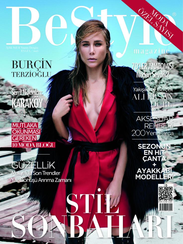 BeStyle Magazine Eylül 2015