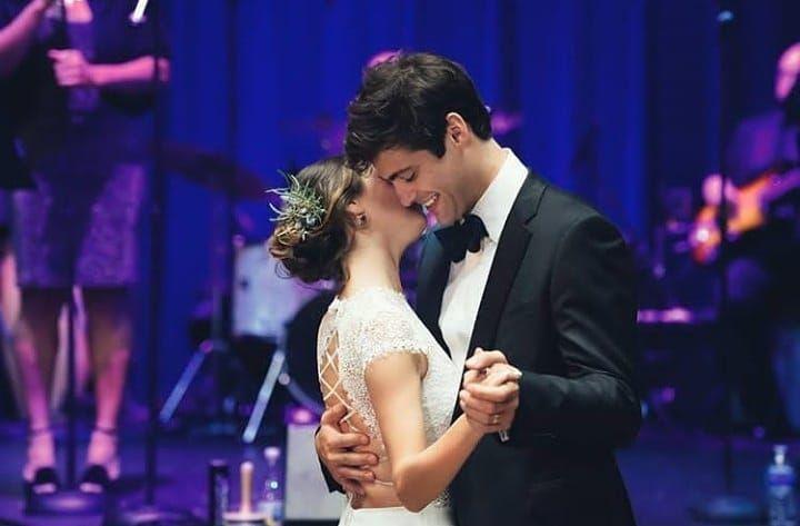 Matthew Daddario and Esther Kim married December 31, 2017 ...