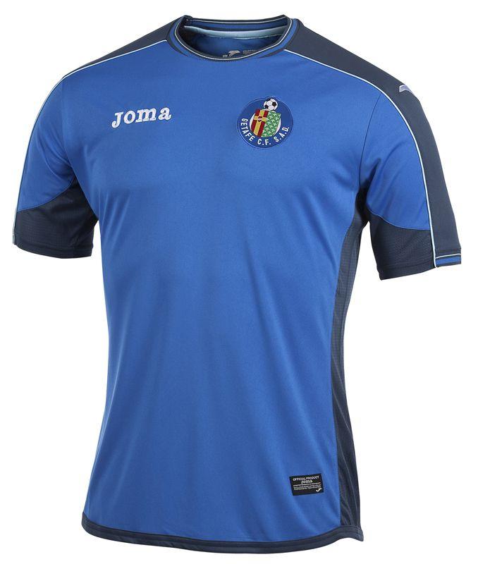@Getafe Camiseta Local 14/15 #9ine