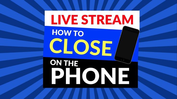 Phone Sales Training Live - How To Sell On The Phone