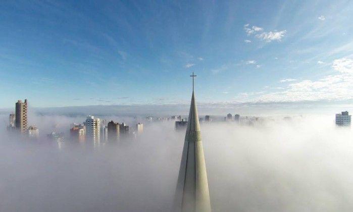 Brasileiro vence concurso internacional de fotografia com drones - Jornal O Globo