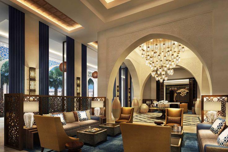 Al Houara Coastal Resort Interior Designers   Wimberly Interiors