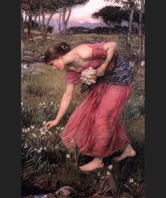 John William Waterhouse  For the girls of all ages :)