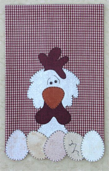 660 Best Images About Quilts Owls Chickens Birds On