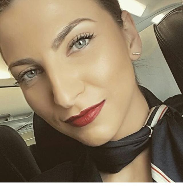 @marina.kamila.9    I would like a repost, a #crewfie of this Airlines everyday !   #crewmeapp 📲📲📲📲📲📲📲📲📲 A wink from Greece today   Very nice crewteam 😘😘😘 See you soon in #layover with #aegean #aegeancrew #aegeanairlines   With #crewme 📲✈️❤️ #flightcrew #flightdeck #flightcrewlife #flightattendant #flightattendantlife #flightattendantuniform #falife #flycrew #flygirl #flyhigh #cabincrew #cabincrewclub #cabincrewlife #cabinattendant #crew #topstewardess #comissariodebordo…