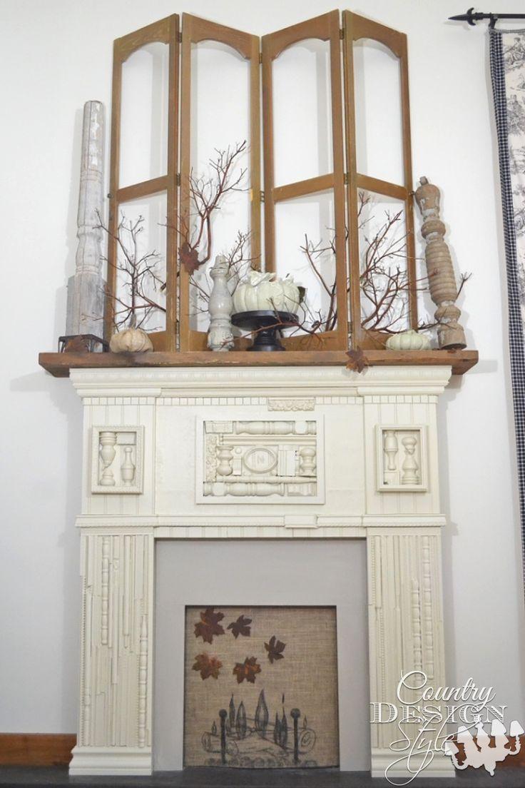 72 best Mantels images on Pinterest | Fire places, Fireplace mantels ...
