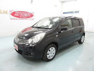Japanese vehicles to the world: 19609A3NQ 2010 Nissan Note 15RS for Kenya to Momba...