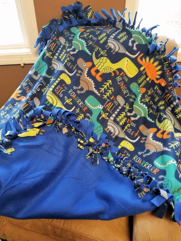 Dinosaur Blanket - Boys Fleece Blanket - Dinosaur Bedding - Boys Bedding - Twin Size Bedding - Boys Throw Blanket - Dinosaur Decor by CraftyLeeCreationsUS on Etsy