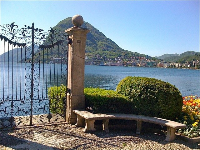 Lugano, Switzerland | Lugano, Switzerland and Beautiful places