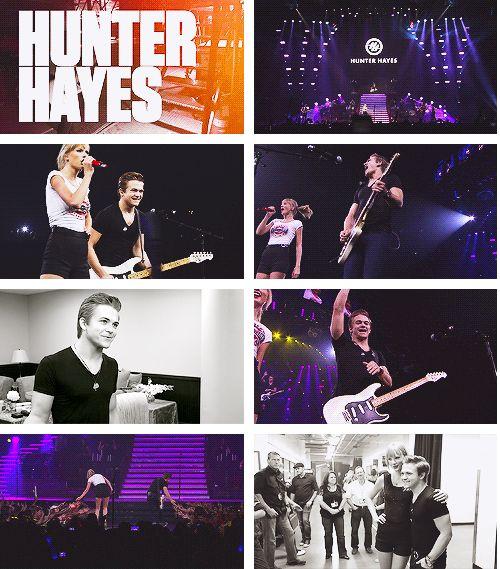 Hunter Hayes  Tour
