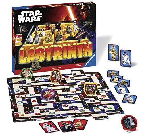 Star Wars – Laberinto, juego de mesa (Ravensburger 26666 1)
