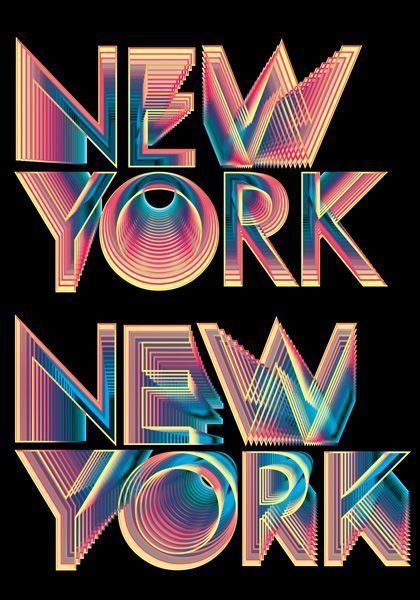 New York by Andy Gilmore
