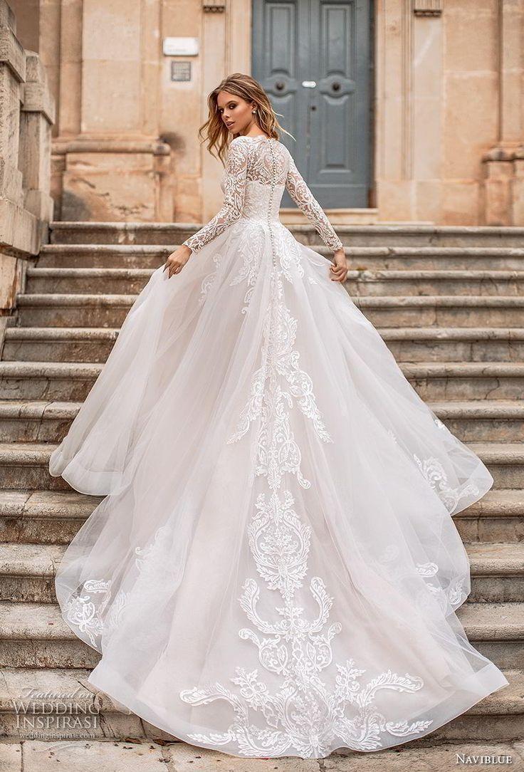 Robes de mariée Naviblue 2019 – Assortment «Dolly» pour la mariée