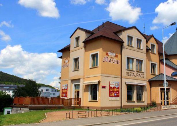 Hotel Maxim - Beroun  www.maxim-hotel.eu Hotel garni 3*