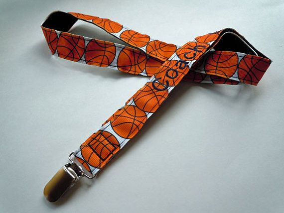 Basketball Lanyard Personalized With Name And By
