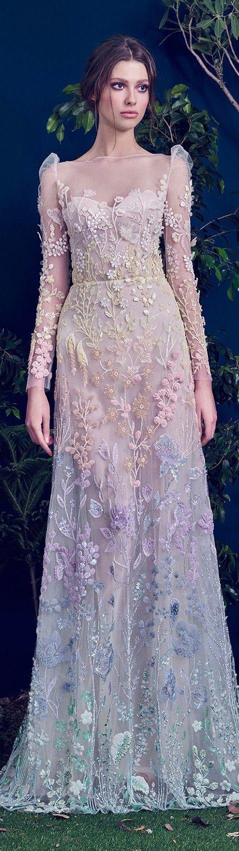 Hamda Al Fahim FW 2016 Wedding Dress Collection