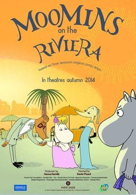 Moomins at the Riviera
