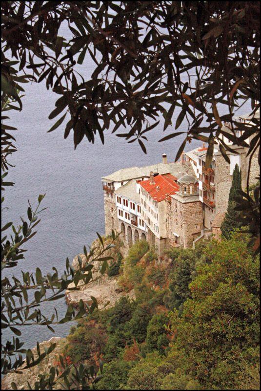 St. Grigoriou Monastery (Agion Oros), Mount Athos