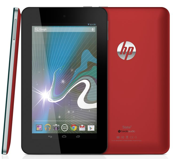 HP Slate 7 Price Dropped To $140