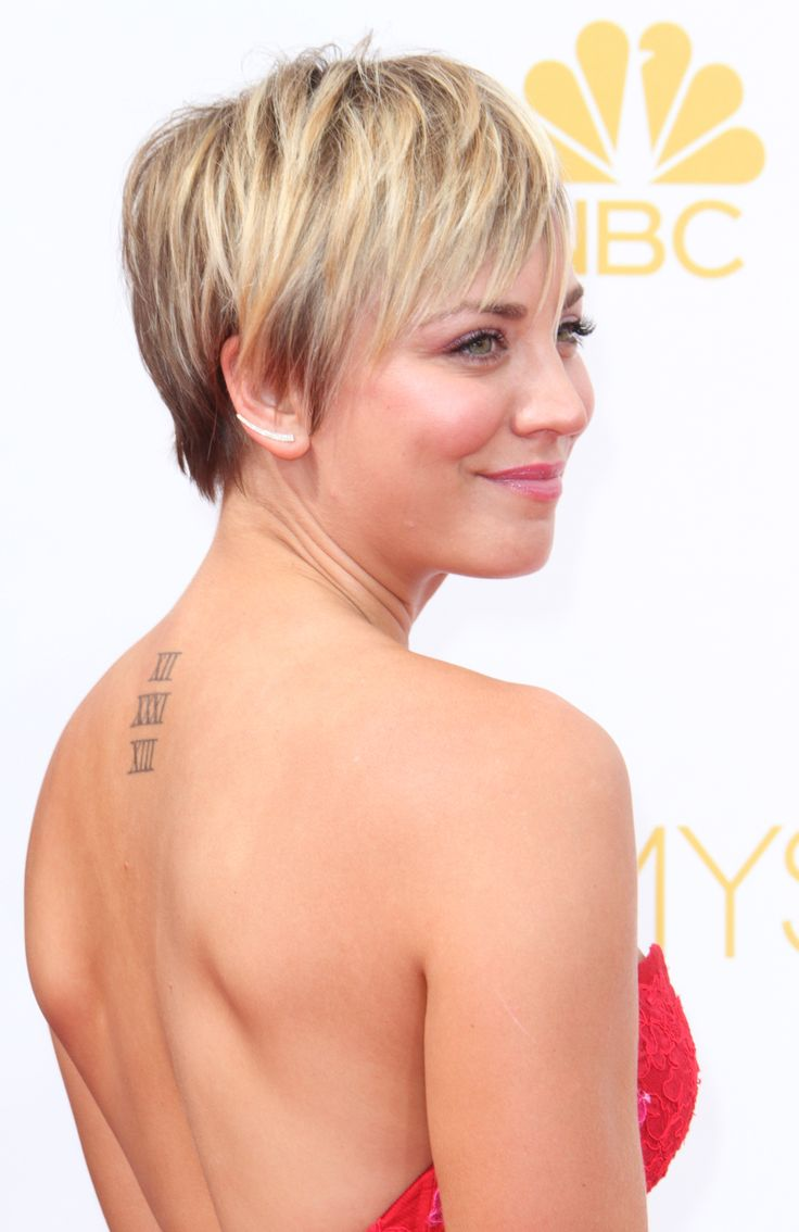 Kaley Cuoco, what were you thinking?!