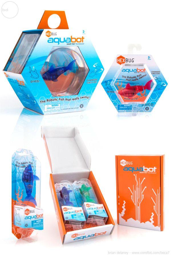 Toys packaging design