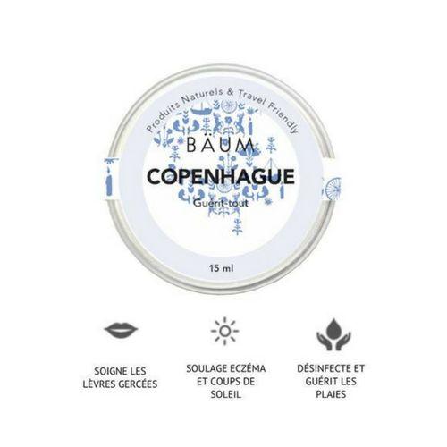 Baume à lèvres - Copenhague