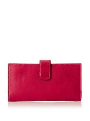 50% OFF Tusk Donington Slim Clutch Wallet (Red)