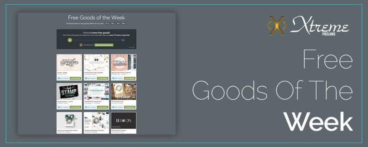 Free Goods Of The Week July 24 #xtremefreelance #wordpressdevelopment
