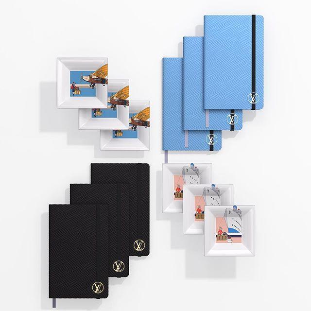 Сегодня @louisvuitton презентует новую коллекцию GIFTING в ГУМе. В неё вошли ежедневники и подносы для мелочей (на фото) кожаные держатели для карандашей монограмные коробки для хранения кардхолдеры и коврики для мыши рамки и даже металлический йо-йо. Теперь мы знаем куда пойдём в канун 14 февраля. Подробнее в stories и по ссылке в профиле! #louisvuitton #louisvuittongifting #marieclairerussia  via MARIE CLAIRE RUSSIA MAGAZINE OFFICIAL INSTAGRAM - Celebrity  Fashion  Haute Couture…
