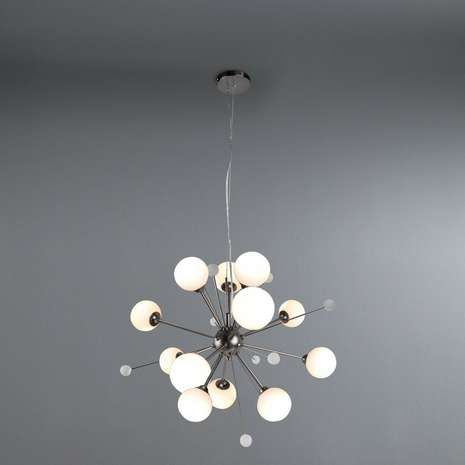 Elements Cobaki Sputnik Light Fitting | Dunelm