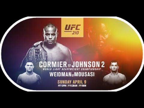 MMA UFC 210 Results & Reactions