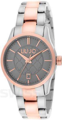 Subtelne połączenie kolorów.  #LiuJo #LiuJoWatch #fashion #silver #fashion #sensitive #watches #zegarek #watch #zegarki #butiki #swiss #butikiswiss