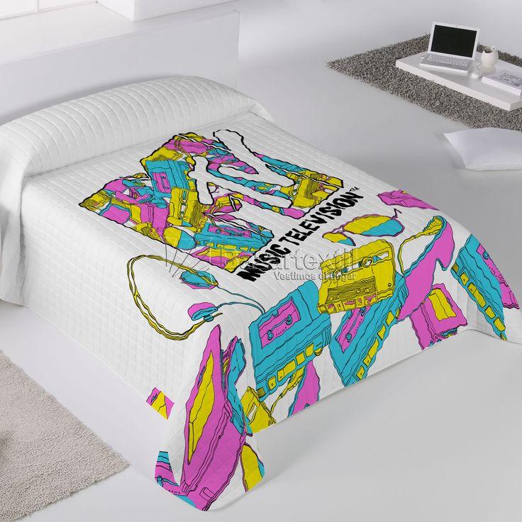 Colcha Bouti Music MTV