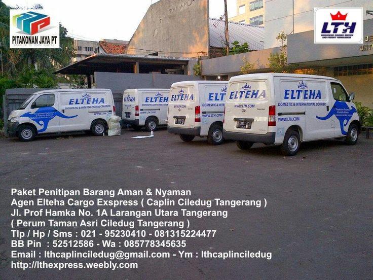 Paket Penitipan Barang Aman & Nyaman Agen Elteha Cargo Exspress ( Caplin Ciledug Tangerang ) Jl. Prof Hamka No. 1A Larangan Utara Tangerang ( Perum Taman Asri Ciledug Tangerang ) Tlp / Hp / Sms : 021 - 95230410 - 081315224477 BB Pin : 52512586 - Wa : 085778345635 Email : lthcaplinciledug@gmail.com- Ym : lthcaplinciledug http://lthexpress.weebly.com