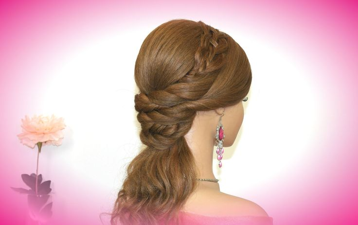23 Romantic Wedding Hairstyles For Long Hair: 17 Best Images About Braids- Womanbeauty1 And Russian